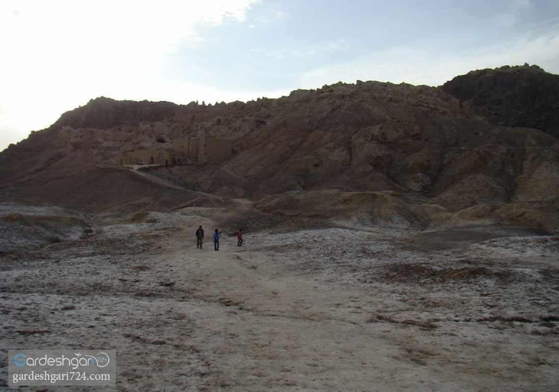 کوه خواجه، تخت جمشید خشتی ایران