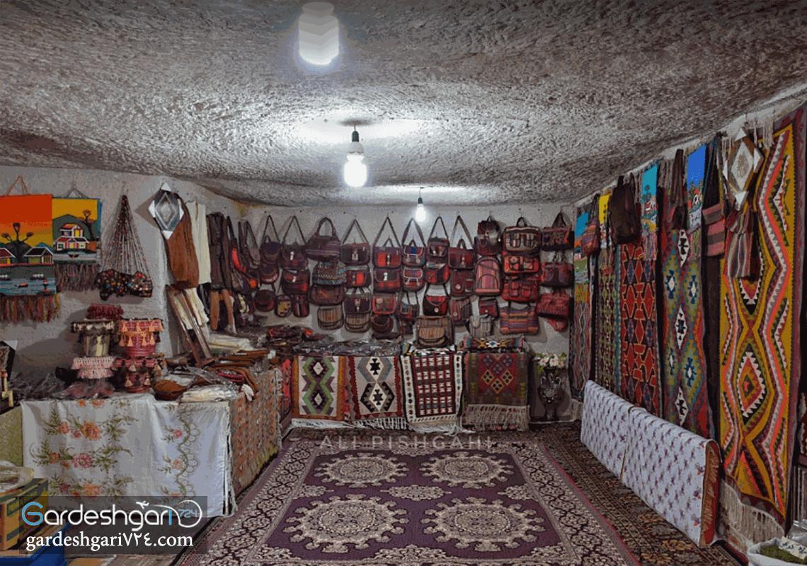 روستای کندوان اسکو