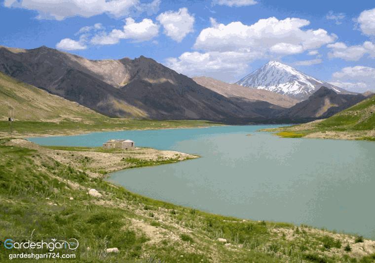 دریاچه سد لتیان