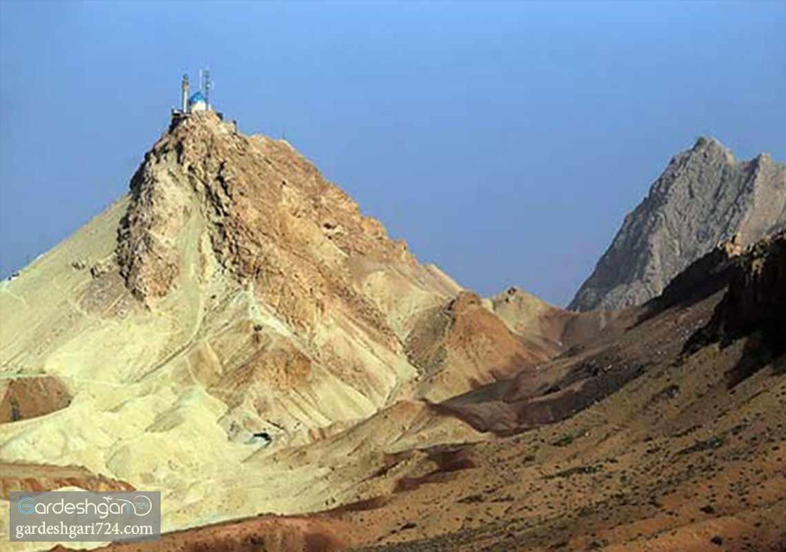 کوه بلند قامت خضر