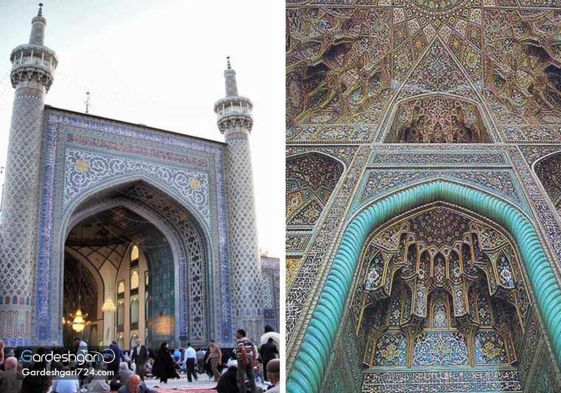 مسجد گوهر شاد