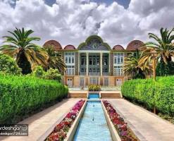 باغ ارم و موزه سنگ و گوهر دریای نور