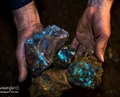 معدن فیروزه نیشابور، یکی از مهمترین معادن ایران و جهان