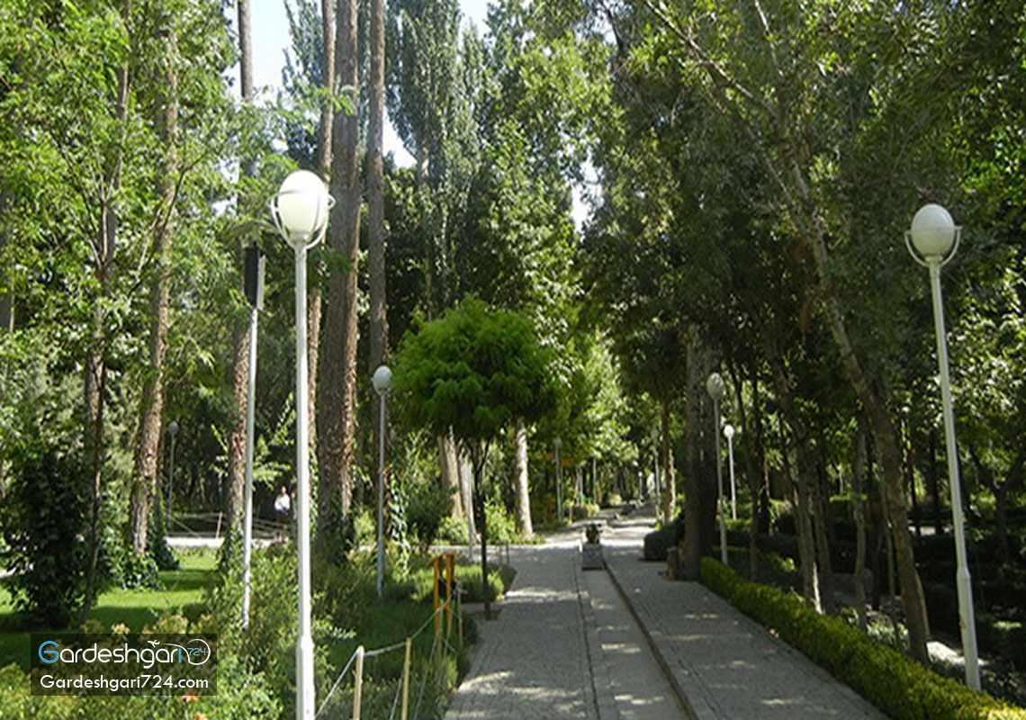 پارک وکیل آباد مشهد