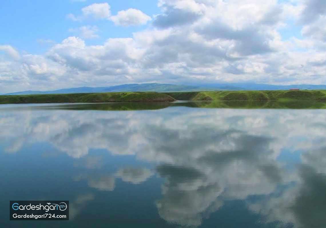 سد گلستان، سدی بر رودخانه گرگان رود