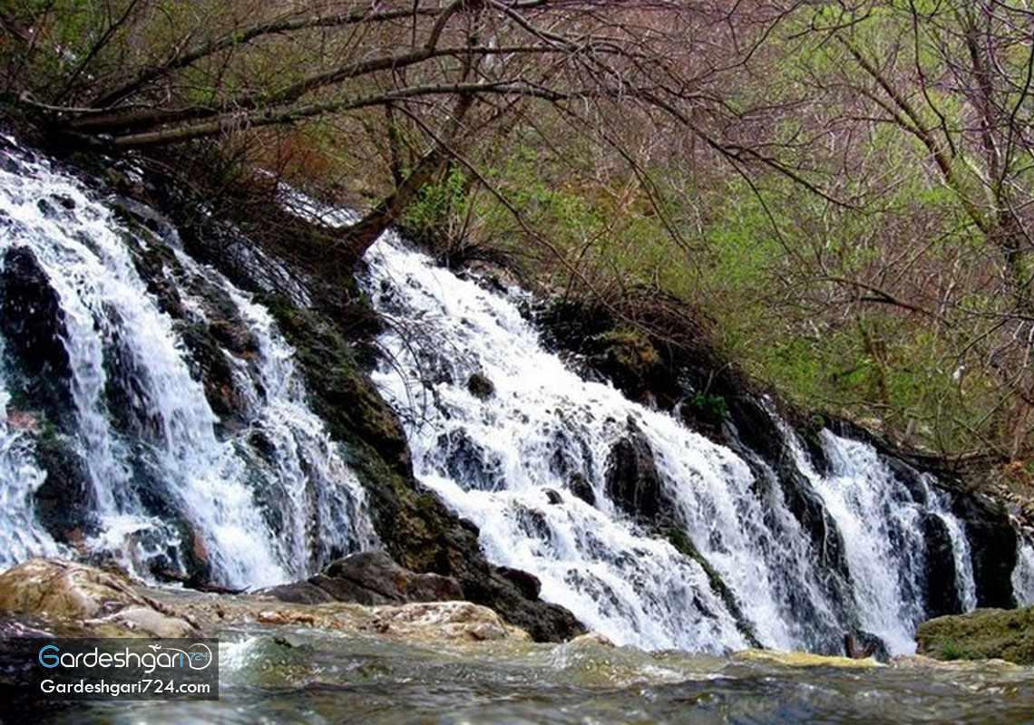 آبشار بار نیشابور