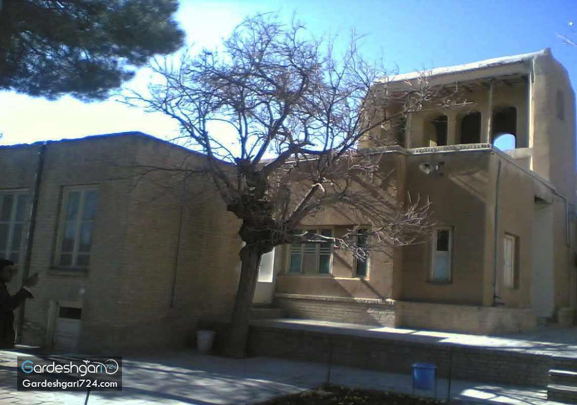 خانه سید روح الله خمینی