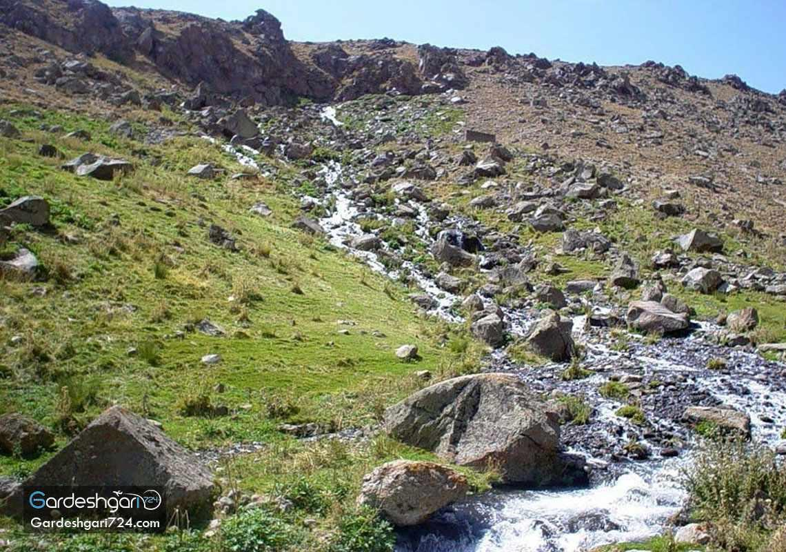 آبشار گورگور