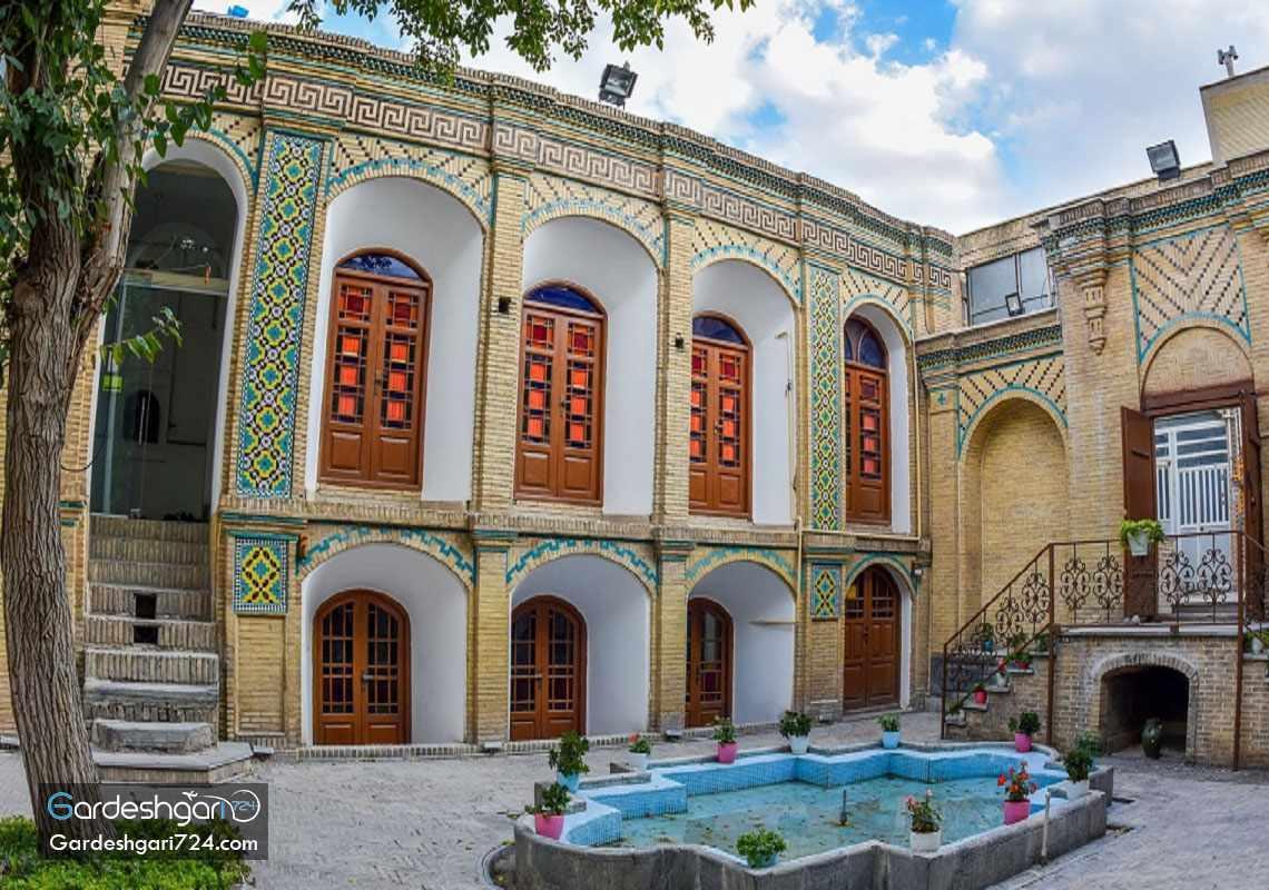 خانه حسن پور اراک
