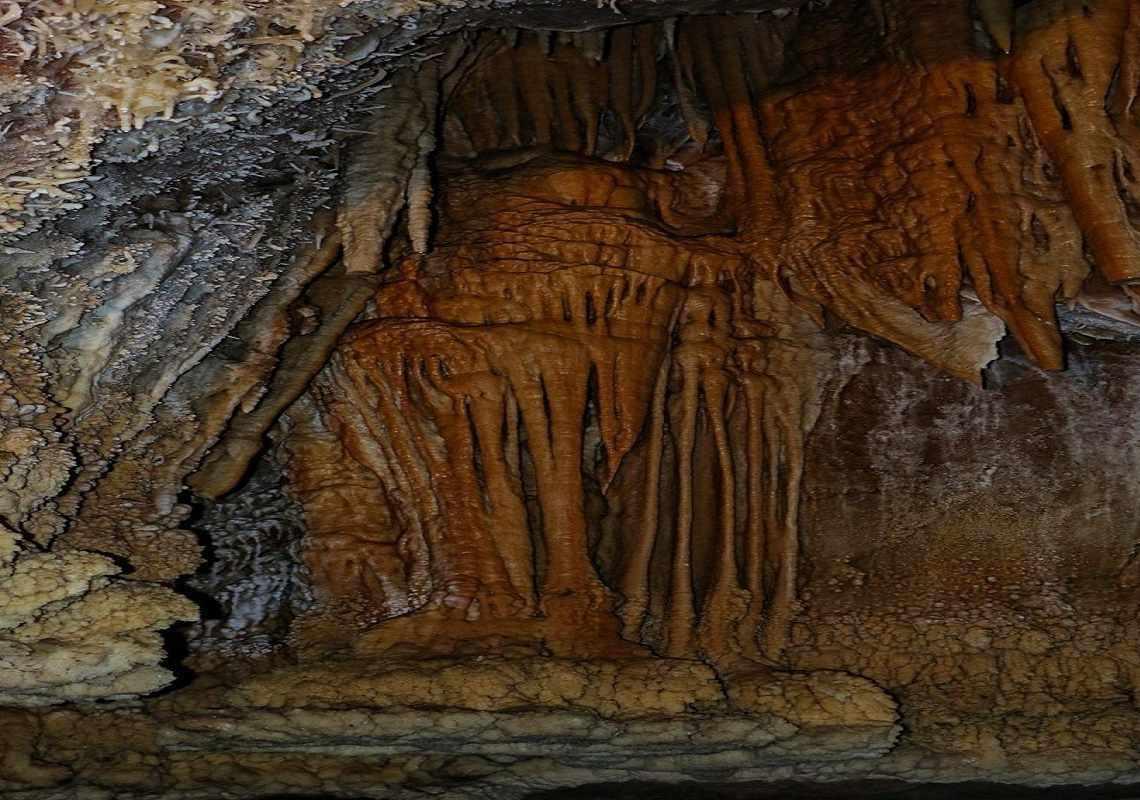 غار سراب همدان