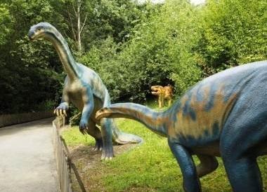 عکس پارک ژوراسیک