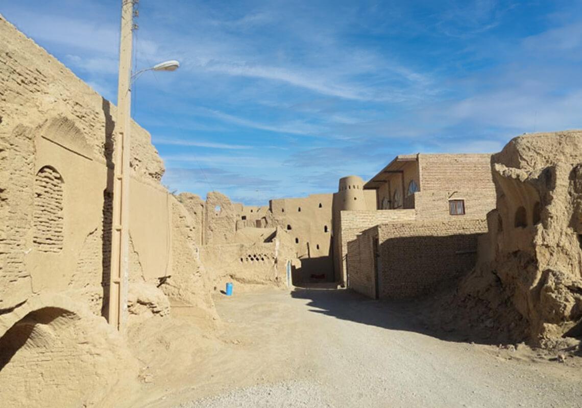 کویر مصر و روستای مصر کجاست؟