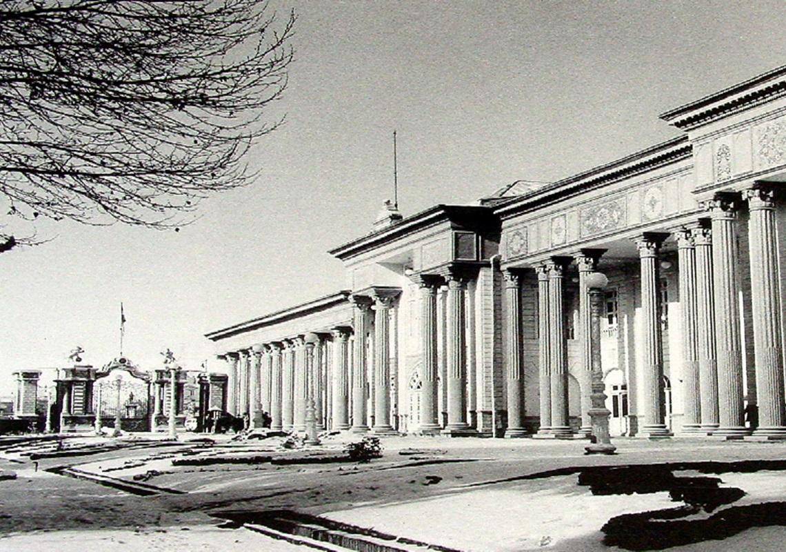 عمارت بهارستان تهران