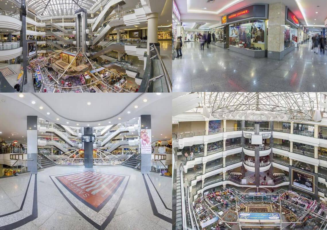 مرکز خرید و سینما سمرقند تهران