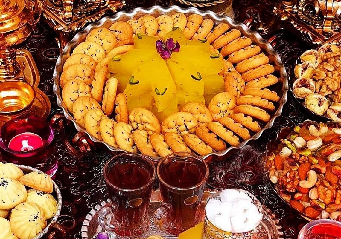 کوچه شیرازی سوغات