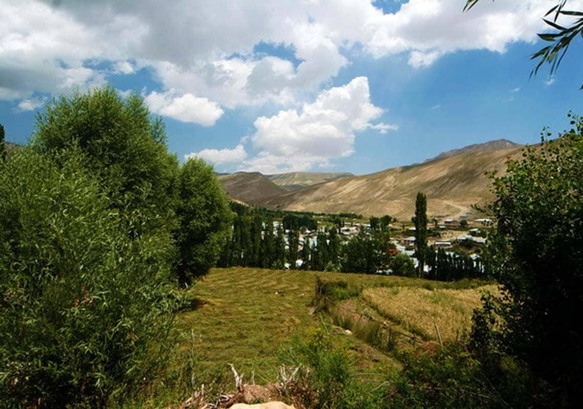 روستای لزور