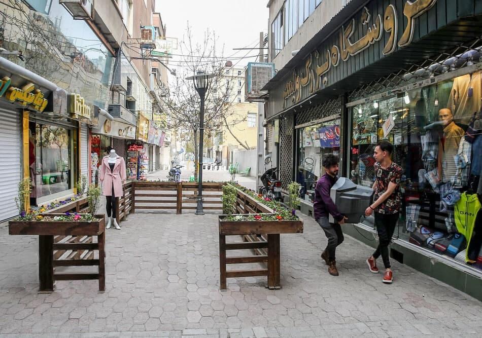 بازار جنت مشهد