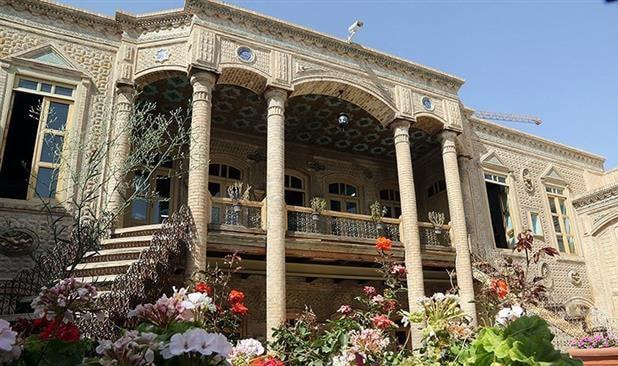 خانه ی داروغه مشهد
