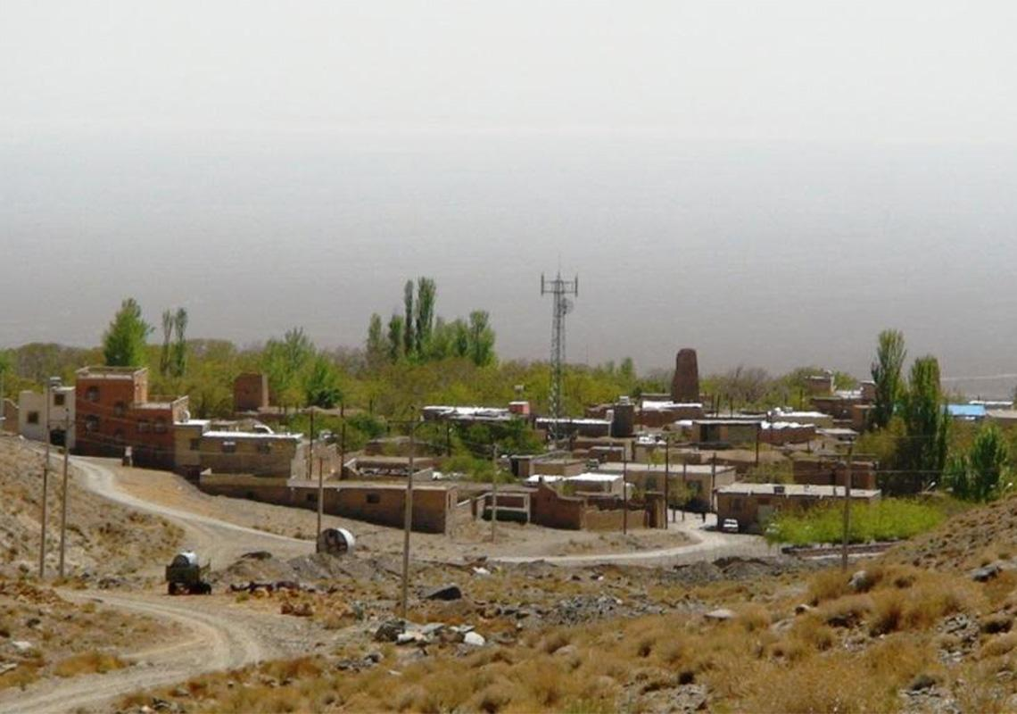 روستای فشارک کوهپایه