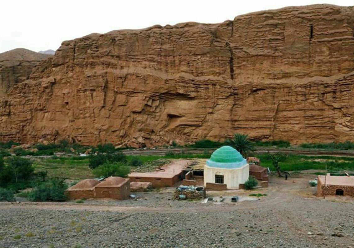 آبشار سیمک کرمان