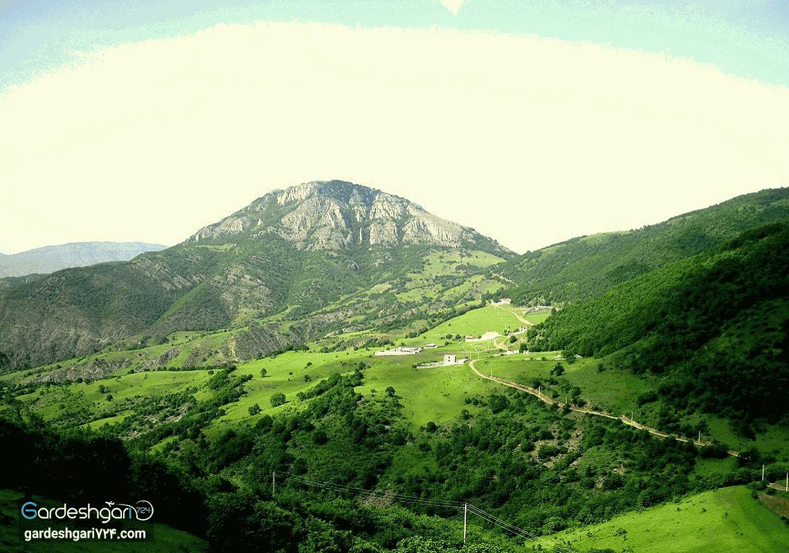 ايلام، بهشت گردشگران در بهار