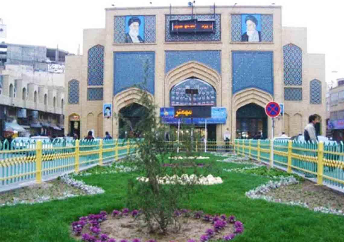 بازار رضا مشهد یکی از بزرگترین مراکز خریدمشهد