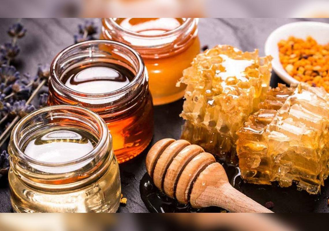 سوغات تبریز عسل طبیعی کوهستان سهند