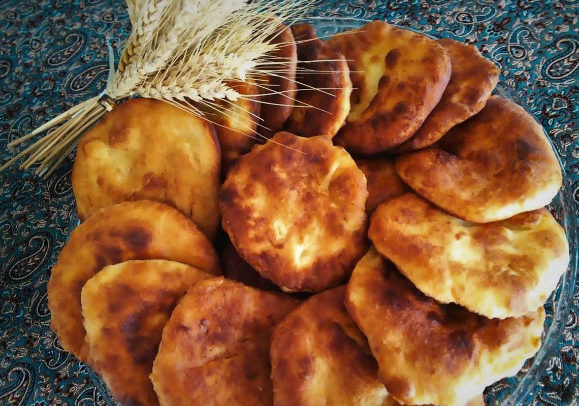 نان اگردک قزوین