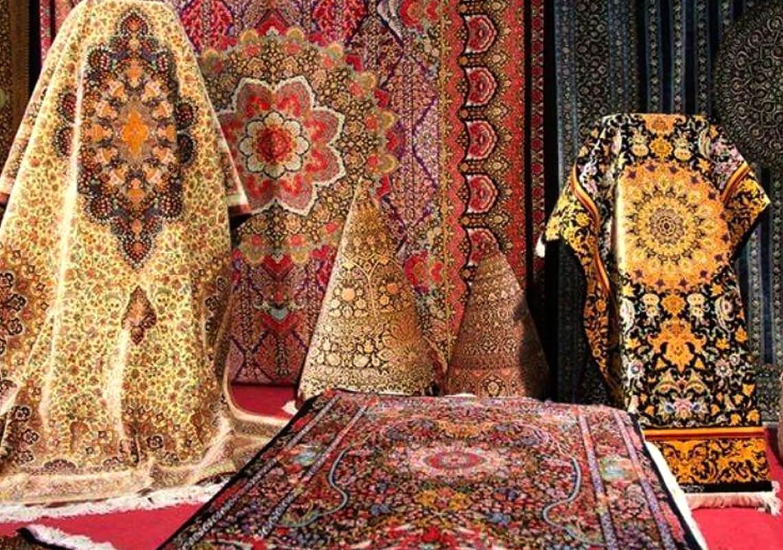 قالی بافی سوغاتی تهران