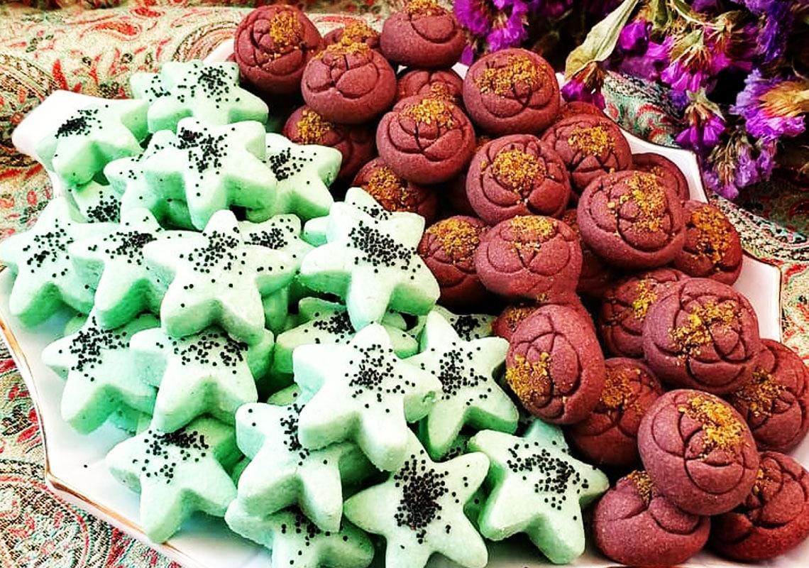 شیرینی حاجی بادومی