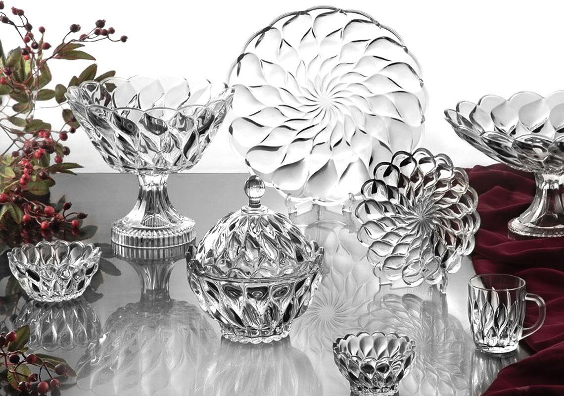 ظروف شیشه ای همدان