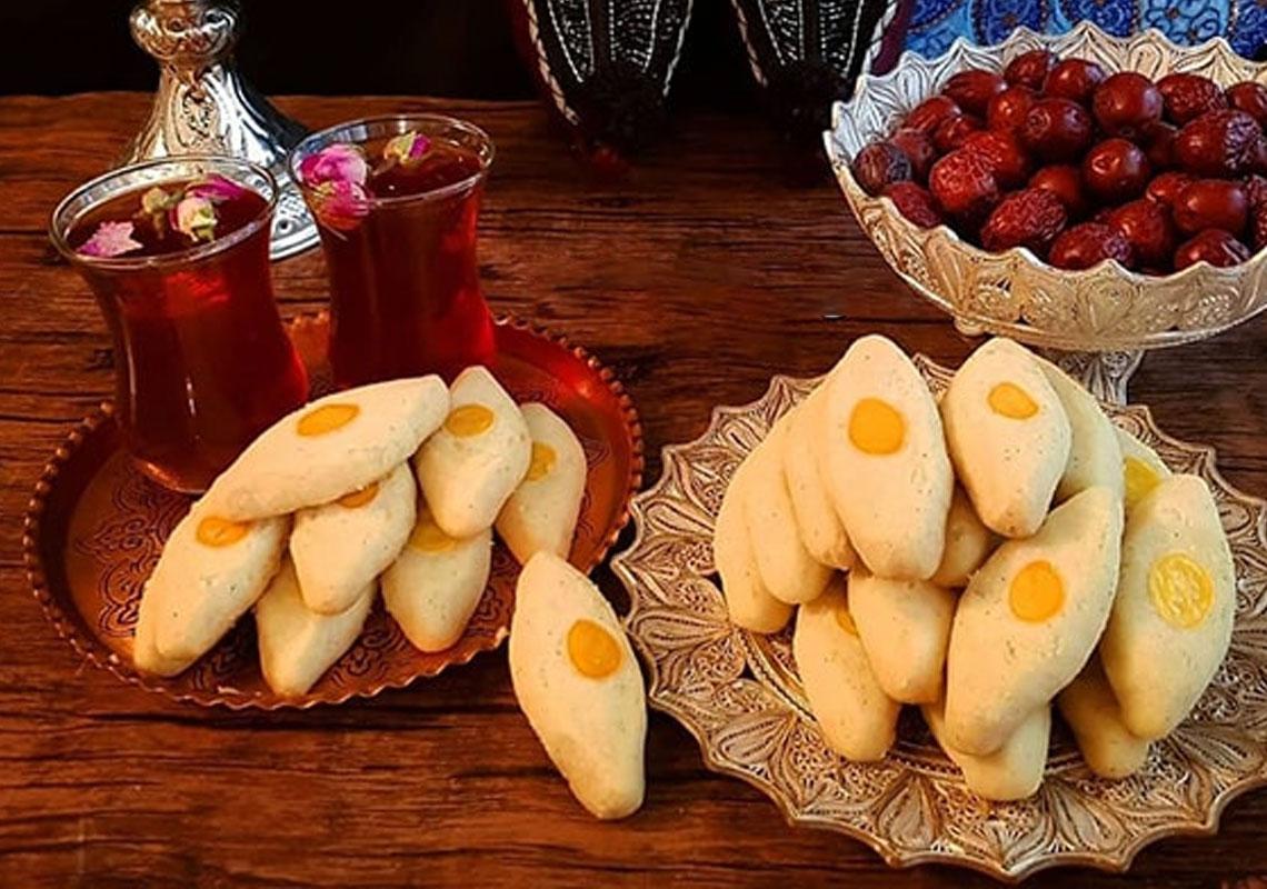 شیرینی شستی زنجان