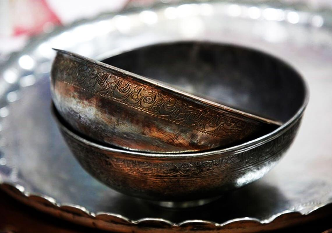 مسگری سوغاتی اردبیل